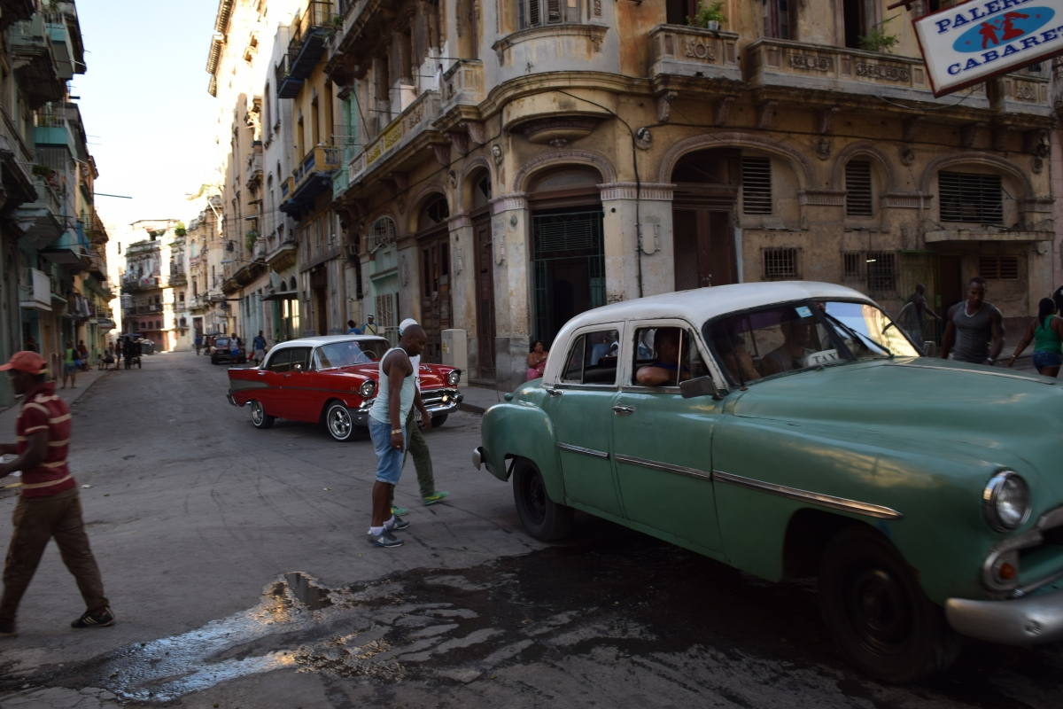 La Habana: Struggling with two currencies and a whole new world